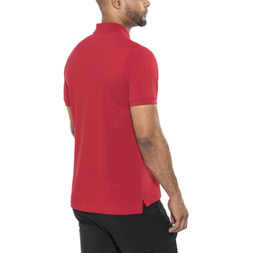 DIDRIKSONS William Polo manches courtes Homme, red
